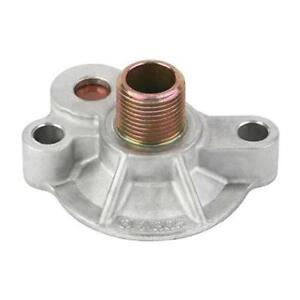 Ofa305 Enginequest Oil Filter Adapter Insert Chevy 305 327 350 400