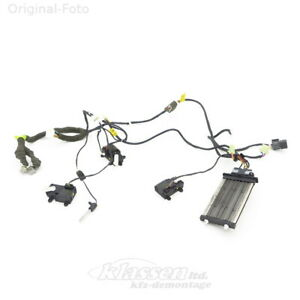 Heating Actuator Ssangyong Rexton 819800 Auxiliary Heater Wiring Harness