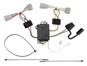 Trailer Wiring Harness Kit For 05 15 Toyota Tacoma 93 98 T100 08 12 Hilux T one