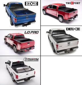 Truxedo Truck Bed Tonneau Cover For 1995 2016 Toyota Tacoma