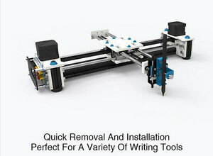 Diy Xy Plotter Pen Drawing Robot Laser Engravi Maschine 500mw Writing Signature
