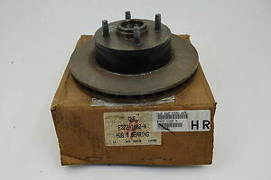 Ford Oem Front Rotor Hub Assembly F3zz 1102 A 1993 Ford Mustang Svt Cobra