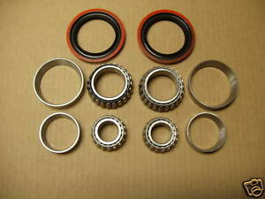 Usa Timken 64 65 66 Mustang Front Wheel Bearing Bearings Kit 10 8cyl Disc
