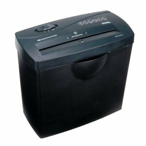 Royal Cx6 Paper Shredder Cross Cut 6 Per Pass 29183gbk 29183g bk