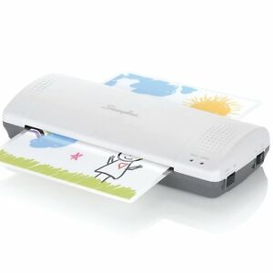 Swingline Inspire Plus Thermal Pouch Laminator 9 Max Width 4 Minute Warm up