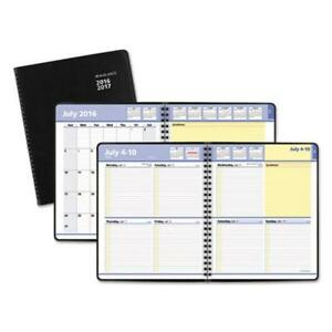 At a glance 76 11 05 07 Quicknotes Weekly monthly Planner 8 X 9 7 8 76110507