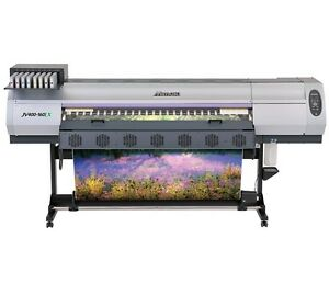 Mimaki Jv400 160 Lx Latex Printer