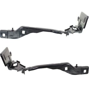 New Hood Hinges Set Of 2 Driver Passenger Side F150 Truck Lh Rh F 150 15 Pair