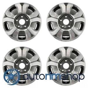 Honda Civic 2012 2013 15 Factory Oem Wheels Rims Set