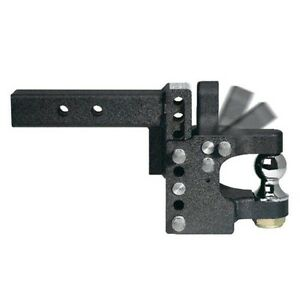 Rv B w Trailer Hitches Ts10055 Pintle Hook With 2 Ball For 2 Receiver