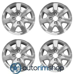 Honda Accord 2000 2002 15 Factory Oem Wheels Rims Set