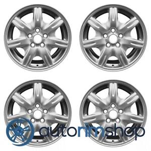 Jaguar S Type 2000 2003 16 Factory Oem Wheels Rims Set Xr82015