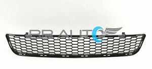 New Front Bumper Grille For 2011 2014 Chevrolet Cruze Rs Black Gm1036142