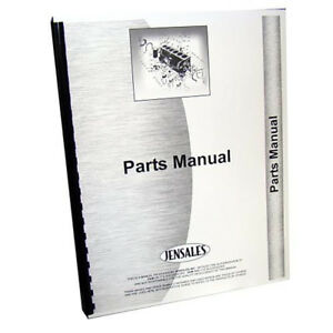 For Caterpillar 627 Industrial Parts Manual new Tractor 627 68m789