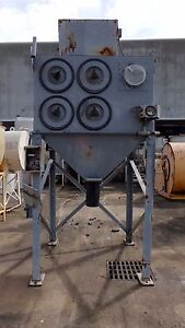 Simco Neutro vac Static Elimination Dust Collecting System Model Dc 2pj4