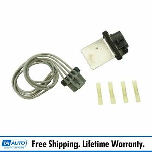 Dorman Heater Blower Motor Resistor With Pigtail For 05 14 Toyota Tacoma Pickup