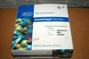 Pall Centrifugal Devices Microsep Advance 3k Mwco Mcp003c41 box Of 20 Nos