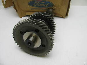 Oem Ford Input Cluster Gear Np435 4 Speed Trans 64 71 C4tz7113a C4tz 7113 A