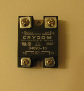 Crydom D4890 10 Solid State Relay