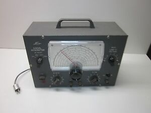 Untested Leader Lsg 11 Signal Generator As is For Parts Or Repair