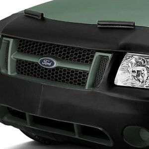 For Geo Metro 1992 1994 Lebra Black Custom Front End Cover