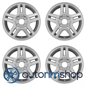 Ford Focus 2000 2004 15 Factory Oem Wheels Rims Set