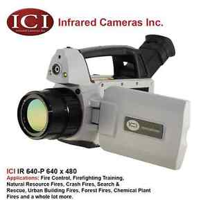 Ici Ir 640 p Infrared Camera thermal Imaging Flir new 640 X 480