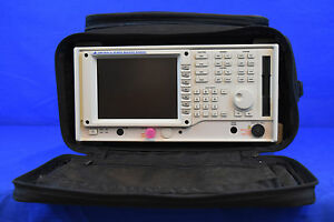 Aeroflex Ifr 2395 Spectrum Analyzer 9 Khz To 26 5 Ghz Price Drop