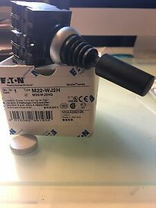 Eaton Moeller 4 Position Joy Stick M22 wj2h Complete 2 Nopent Contacts Us