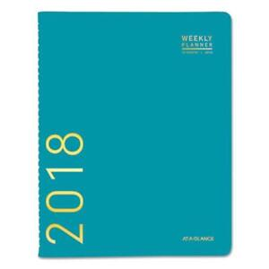 At a glance 70940x42 Contemporary Weekly Monthly Appointment Book 8 1 4 X 10