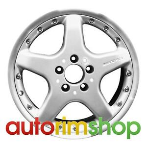 Mercedes Clk55 2002 17 Factory Oem Amg Rear Wheel Rim
