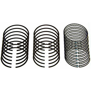 Engine Piston Ring Set Sealed Power E 180x 1961 1976 Ford 360 390 410