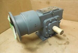 Winsmith 924cdt 30 1 Ratio Right Angle Speed Reducer Gearbox 1 23hp 1002 In lb