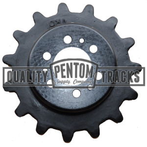 Bobcat T180 T190 Sprocket Top Quality Free Shipping 6736306