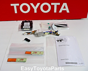 Rav4 Fits 2013 2017 Remote Start With Smart Key Oem Toyota Pt398 42130