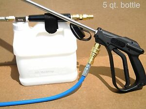 Carpet Cleaning High Pressure Inline Sprayer