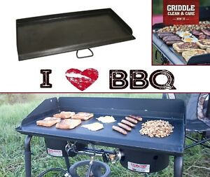 Flat Top Griddle 32 Restaurant Professional Steel For Commercial Grill
