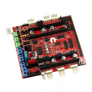 New Geeetech 5pcs Ramps fd For Arduino Due 3d Printer Reprap Controller Board