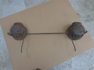Antique Truck Headlight Assembly Mt 1154