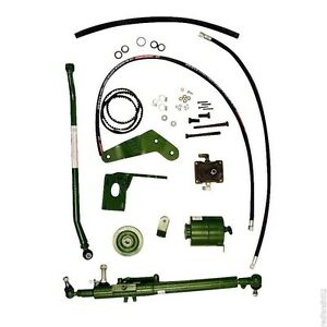 John Deere Tractor Power Steering Conversion Kit 1020 1030 1120 1130 1520