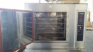 Groen Combo Combitherm Convection Oven Cc20 g Gas Half Size With Stand Cheap