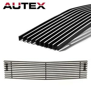 Chrome Billet Grille Insert For 15 19 Chevy Silverado 2500hd 3500hd Lower Bumper