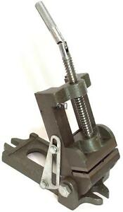 3 5 Angle Vise Tilting Drill Press Work Holding Milling Vise