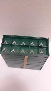 New World Products Tcmt 21 51 F2 Mk2k C2 Carbide Inserts Uncoated 100pc Tcmt2151