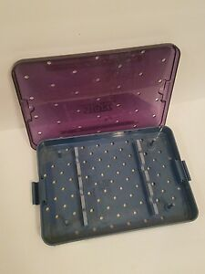 Karl Storz 39311a Sterilization Tray For Scope And Cable Sinus Telescope Case
