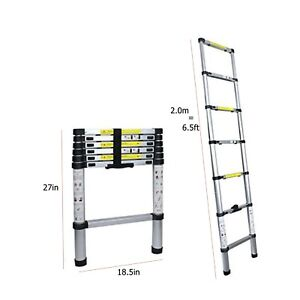 4 Step Ladder Folding Steel Work Platform Stool Heavy Duty Safety 330lb Non Slip