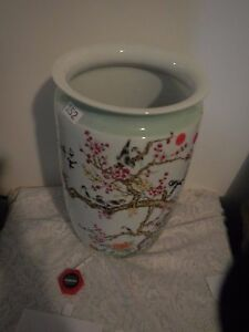 Beautiful Natural Antique China Vase
