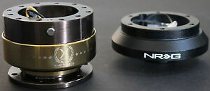 Nrg Short Hub Quick Release For Steering Wheel Bronze All Subaru Legacy