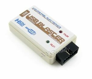 Usb Blaster V2 Download Cable Altera Fpga Cpld Usb 2 0 Pc Jtag As ps Prog New
