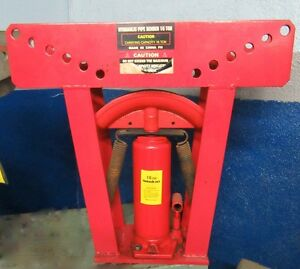 Display Model 16ton Tube pipe Bender
